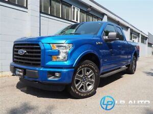 2015 Ford F-150 XLT 4x4 FX4 Package! Easy Approvals!