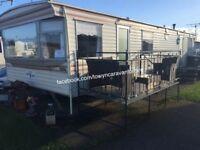 Caravan Hire Towyn North Wales 3 Bedroom 8 Berth