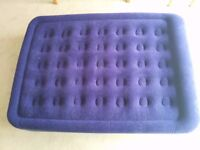 Rised Double Airbed
