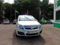 VAUXHALL ZAFIRA 1.6 Life [16V] - LOW MILEAGE (silver) 2006