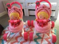 Fisher price musical Walker x2