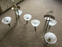 THREE WAY CEILING LIGHTS
