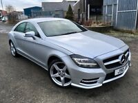 Mercedes Benz AMG CLS250 Diesel, 2013, Immaculate Condition