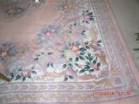 Washed Chinese Carpet