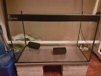 Clearseal aquarium fish tank 2 foot
