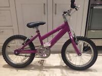 Girls Raleigh Crush Bike
