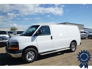 2015 GMC Savana Cargo Van - A/C, All Season Tires, 13,312 KMs