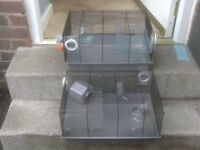 HAMSTER CAGES £8 EACH