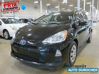 2013 Toyota Prius c C Technology Hybrid( auto, air clim.,cruise,