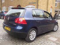 VW VOLKSWAGEN GOLF 1.6 FSI NEW SHAPE 57 REG **** 6 SPEED **** 5 DOOR HATHCBACK