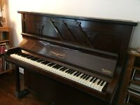 Piano suit beginner or improver. Good condition , but needs tuning