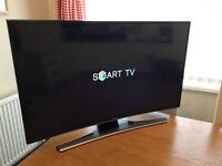 **CURVED** SAMSUNG 40in UHD (4K) SMART TV -1100hz- FREEVIEW HD -WIFI- WARRANTY