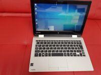 Nice Toshiba Touchscreen Laptop