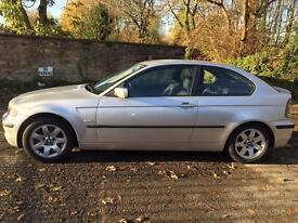 2002 BMW 320TD 2.0 D 3 Door Loads Of Service History Ready To Go Drives Superb Drive Ready To Go