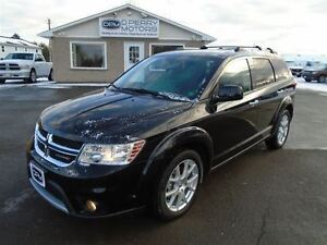 2015 Dodge Journey R/T AWD 7 PASSENGER Leather