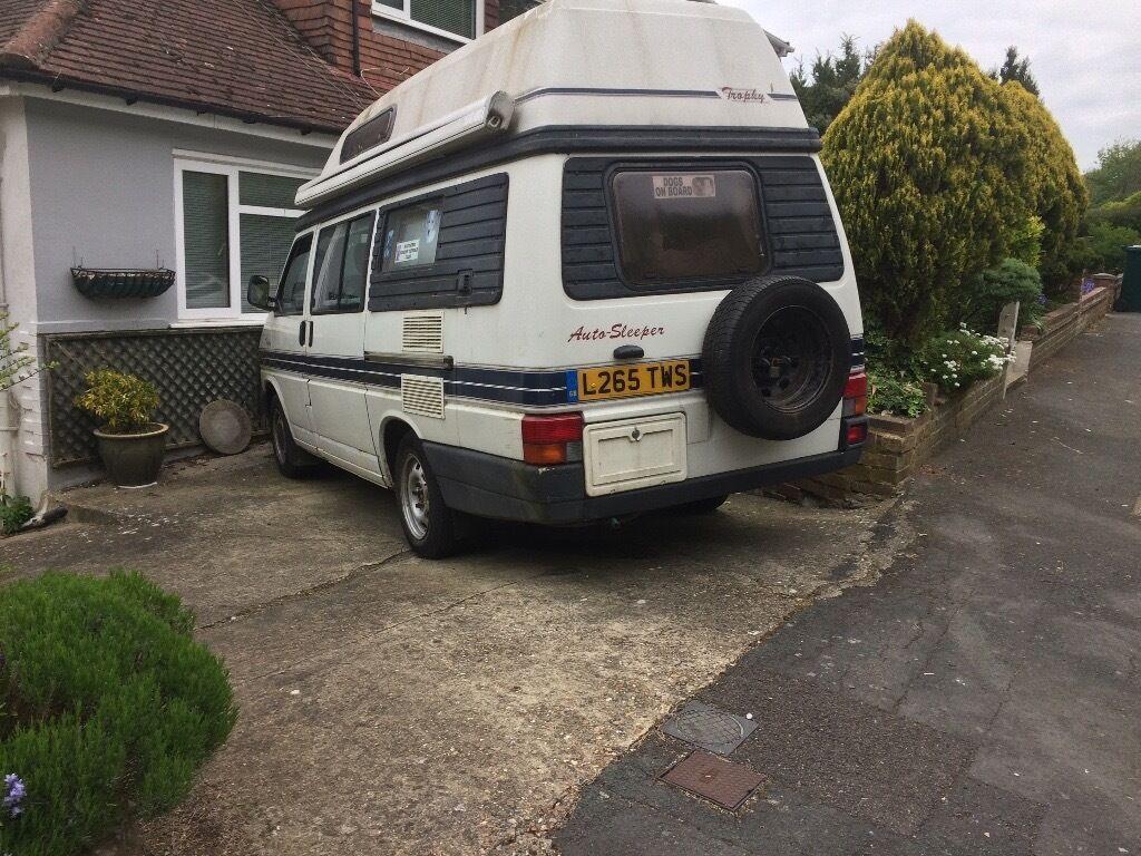 Vw Transporter T4 Camper Van Motor Home
