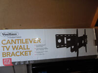 TV WALL BRACKET CANTILEVER BNIB