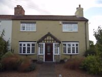 To Let - unfurnished 4 bed house in village location with paddocks
