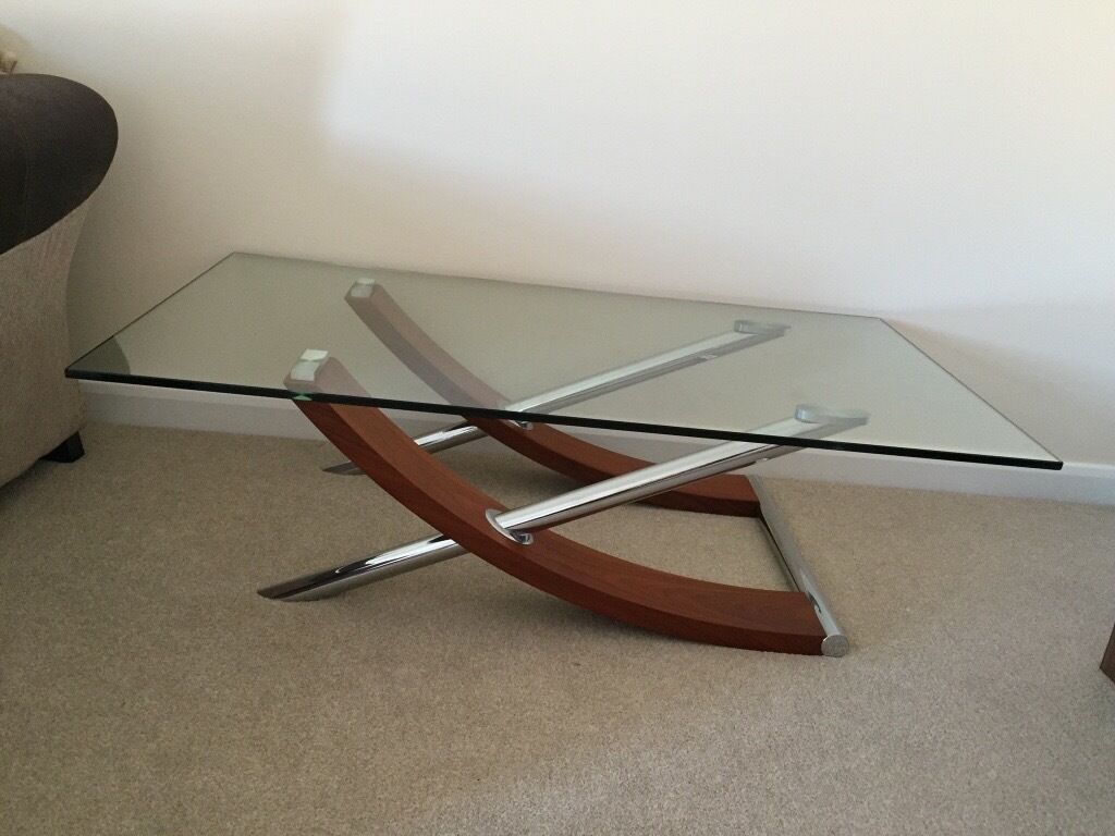 Dfs Edge Coffee Table Great Condition