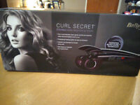 Babyliss Curl Secret. BRAND NEW, NEVER USED. PAID £119.99 WANTING £80.00 ONO