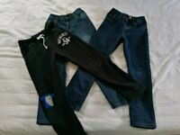 Jeans and trousers for 7-8 years old boys
