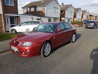 MG ZT+ 120. 1.8 - Future Classic - Super low miles, only 17,000 from new.