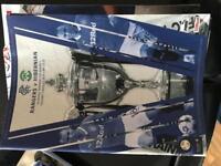 104 Glasgow Rangers match programmes