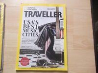 Traveller Magazines