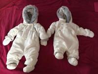 Baby snowsuits John Lewis