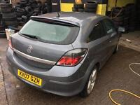 Vauxhall Astra 1.9 Sri 6 Speed Cdti 2007 breaking for parts
