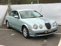 2003 53 Jaguar S- Type 2.5 V6 Automatic, Leather, Cruise Control, 12 Month Mot, 3 Month Warranty