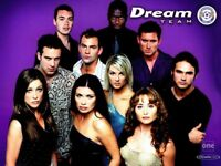 DREAM TEAM (HARCHESTER UNITED) - THE COMPLETE SERIES ON DVD OR USB