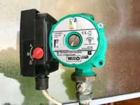 Wilo Smart A-25/4-130 Central Heating Pump