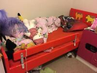 IKEA junior/kid small bed