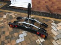 Thule two bike carrier