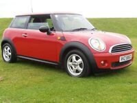 2008 MINI ONE. F/S/H.., IN IMMACULATE CONDITION