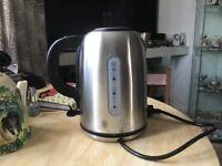 Russel Hobbs Quiet / Rapid Boil Stainles Steel Kettle