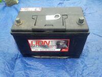 95 amp car or van battery