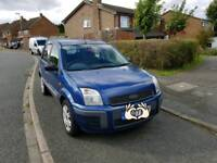 Ford Fusion Style 1.4 tdci 07 plate