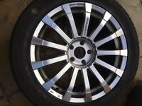 """Land rover discovery 20"""" Alloy wheels"""