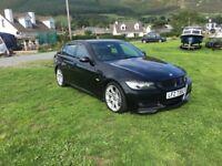 2008 BMW 320d M Sport Passat, Golf 530d Audi A4