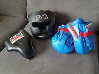 Boxing/Sparring Kit