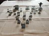 Star Wars X-Wing miniatures game collection