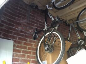Boys 18 inch Kona mountain bike