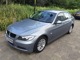 2008 BMW 318i, FSH, Superb Condition, Petrol, 44MPG, MAKE AN OFFER!