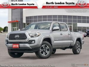 2018 Toyota Tacoma SR5 TRD Sport Package - Company Demo