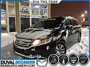 2014 Honda Odyssey Touring + CUIR + NAVIGATION