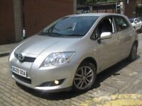 TOYOTA AURIS 1.6 AUTOMATIC 2009 **** 5 DOOR HATCHBACK