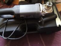 Tooltec angle grinder