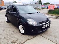 FORD FIESTA 2008, CLIMATE 1.4 12 MONTHS MOT BARGAIN